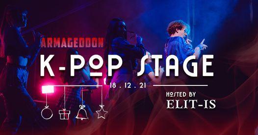 Armageddon K-pop Stage 2021