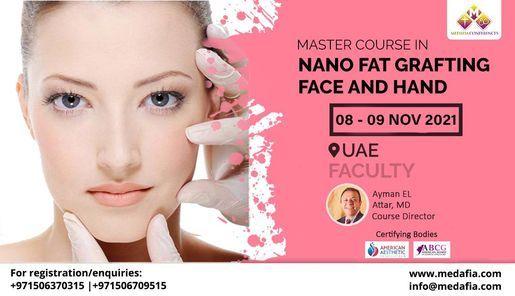 Master course in Nano Fat Grafting