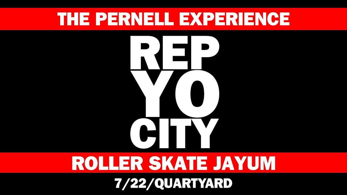 Derrick Pernell's : Rep Yo City
