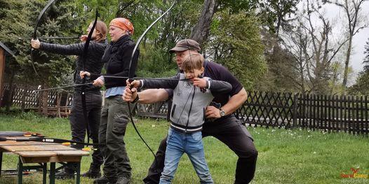 Survival Camp f\u00fcr Familien (2 Tage - Berlin)