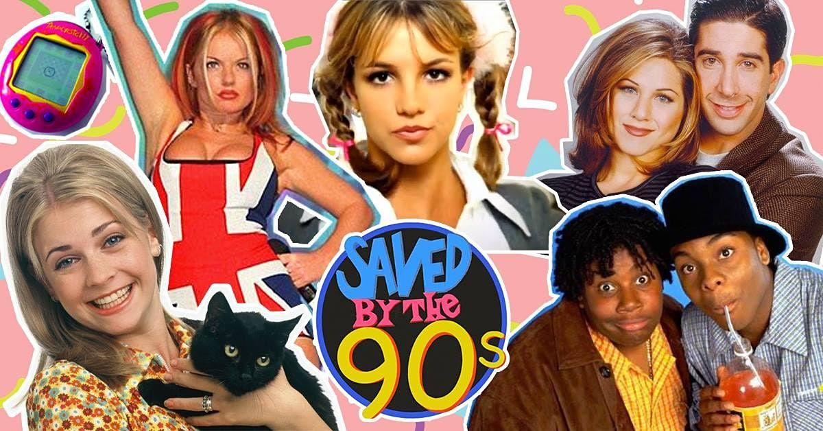 Saved By The 90s - Manchester