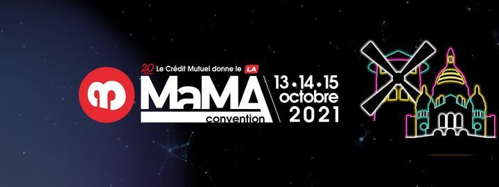 MaMA Convention 2021 - Together again.