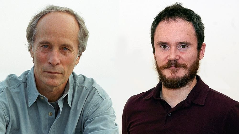 CCCB- Conversa amb Richard Ford i Borja Baguny\u00e0