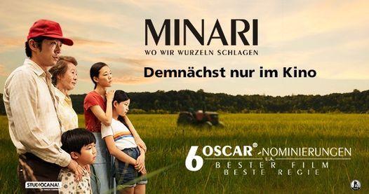 FILMTIPP.  Minari - Wo wir Wurzeln schlagen | Kino, Mond & Sterne