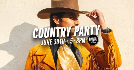 Country themed party