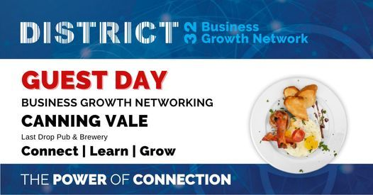 District32 Guest Day \u2013 Canning Vale Business Networking - Thu 30 Sept