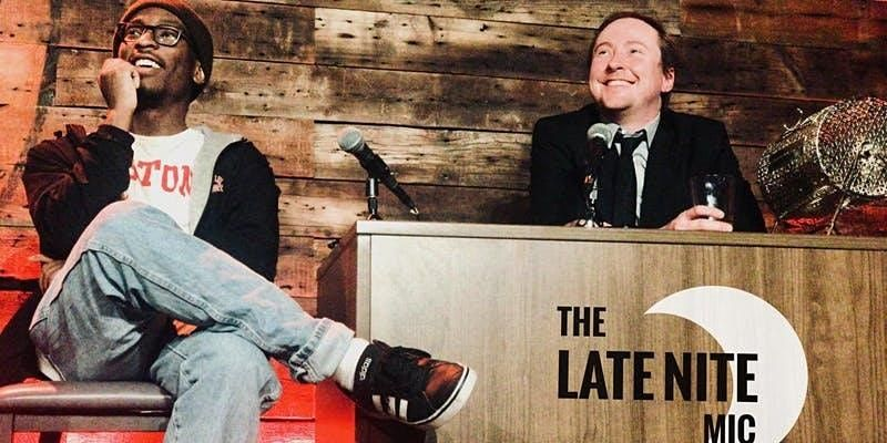 MONDAY OCTOBER 25: THE LATE NITE MIC