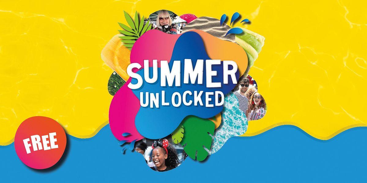 Summer Unlocked - 22nd August