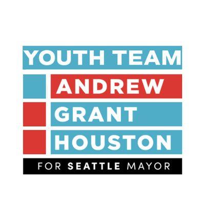 Andrew Grant Houston 4 Seattle Mayor's Youth Team