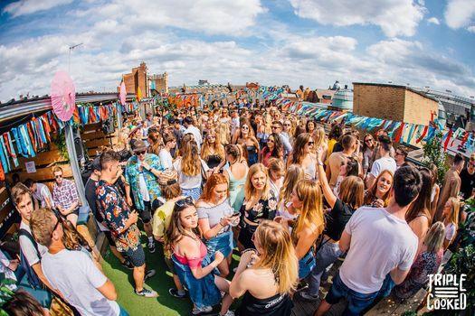 Triple Cooked: Birmingham - Garden Party