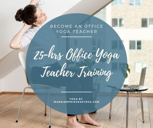 25-hrs Office Yoga Teacher Training
