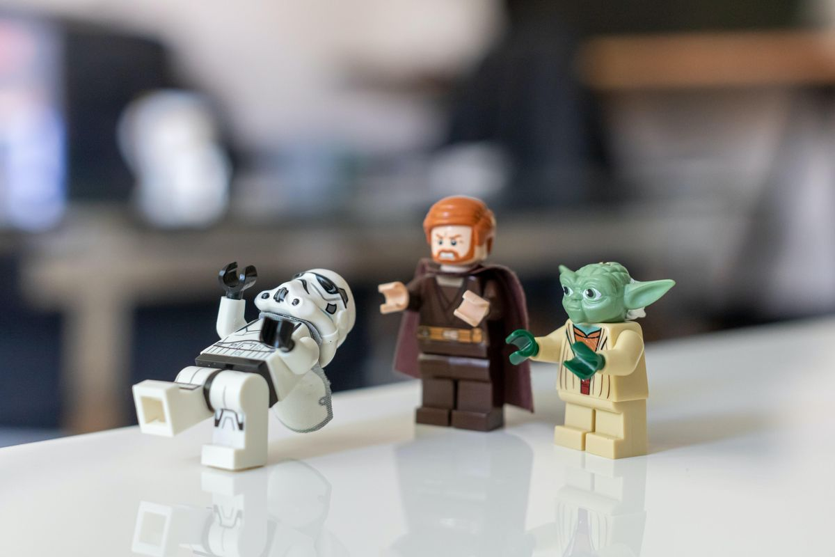 Snapology Chicago Summer Camp Presents: Star Wars\u00ae  Inspired Workshops
