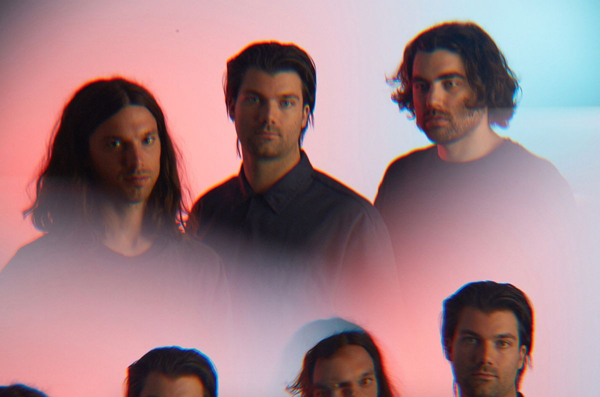 Turnover with Widowspeak and Temple of Angels