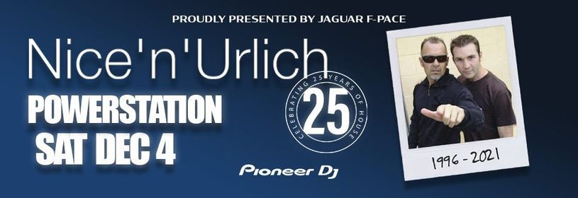 Nice'n'Urlich 25 Years of House