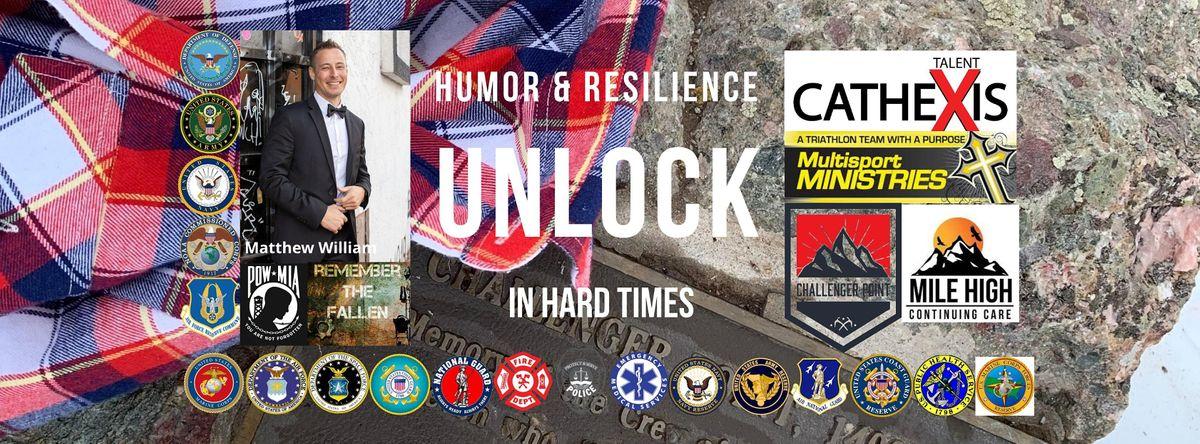 Unlock Humor & Resilience in Hard Times Workshop & Webinar