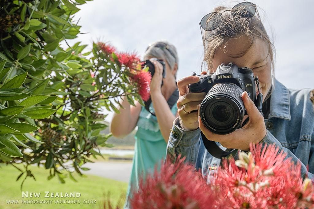 1-Day Auckland Photography Workshop