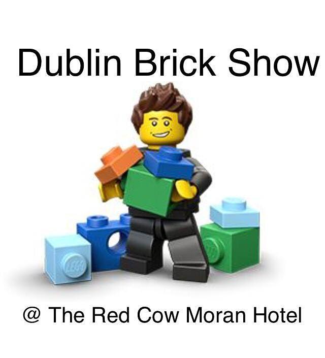Dublin Brick Show- 31st Oct 10am-1pm