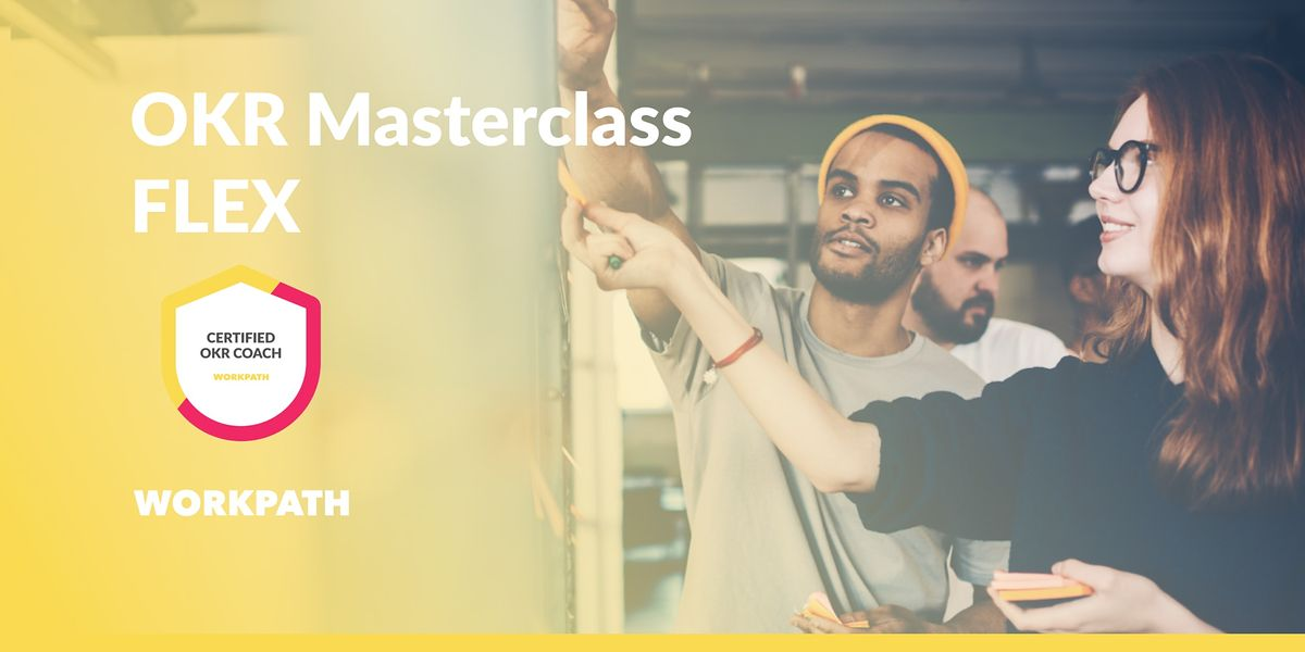 Workpath OKR Masterclass FLEX - 30.09+1.10  ENG (selfstudy + 2x4h Training)