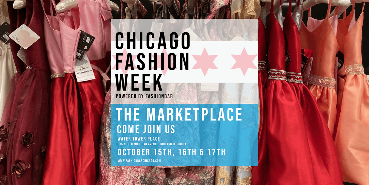 ATTEND The 2 & 1\/2 DAYS of THE MARKETPLACE by Fash