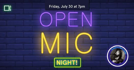 Open Mic Night  at AES