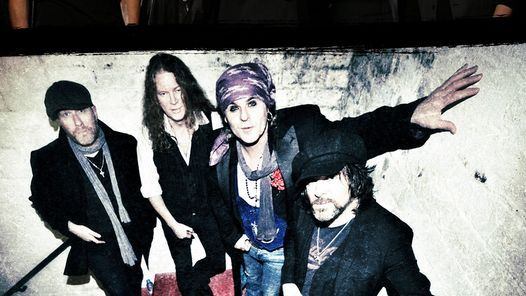 The Quireboys - A Bit Of What You Fancy 30th Anniversary Tour