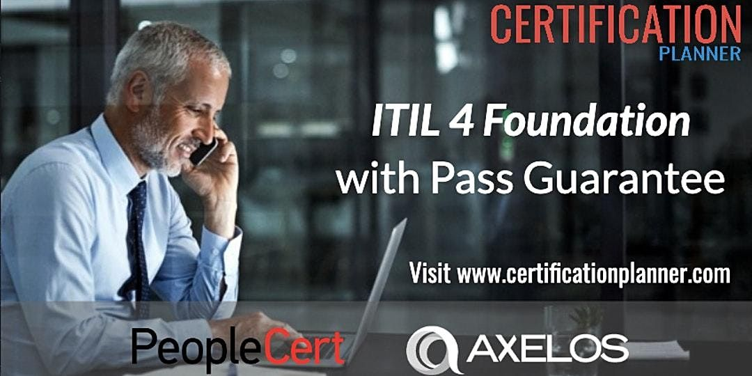 ITIL4 Foundation Training in Tampa