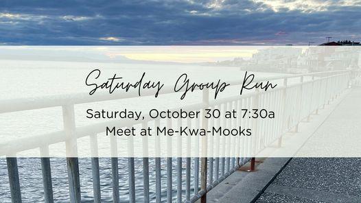 Group Run Meet @ Me-Kwa-Mooks