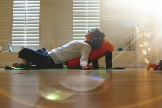 Restore, Relax, Rebalance- restorative workshop with Caroline