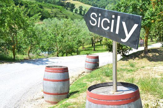 Sicilian Wine Dinner at Prego