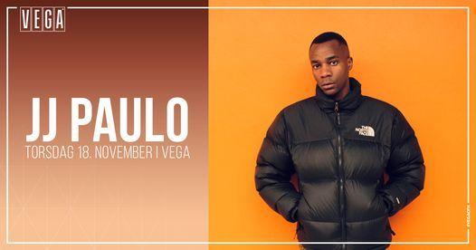 JJ Paulo [support: Felicia Baby] - VEGA