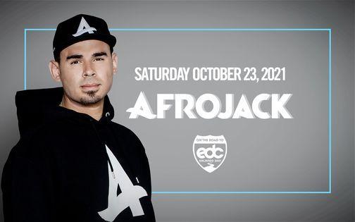 Afrojack - Sat. October 23rd