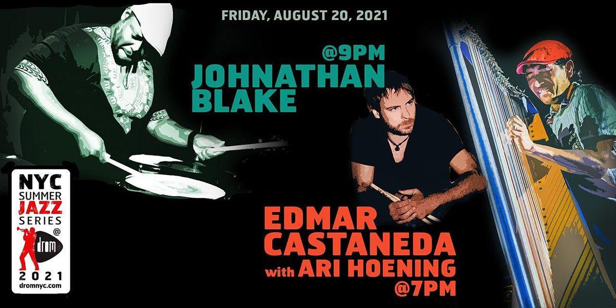 Johnathan Blake, Edmar Casta\u00f1eda & Ari Hoenig