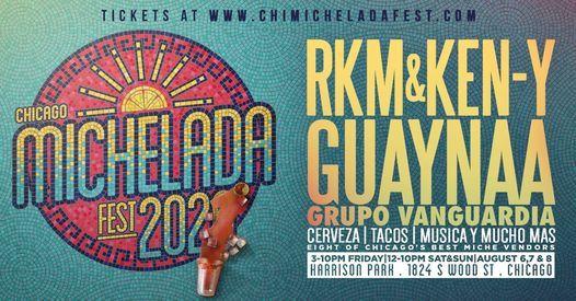 2021 Chicago Michelada Festival
