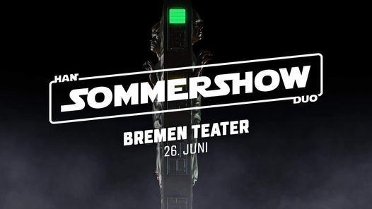 Han Duo Sommershow @Bremen Teater, K\u00f8benhavn [f\u00e5 billetter]