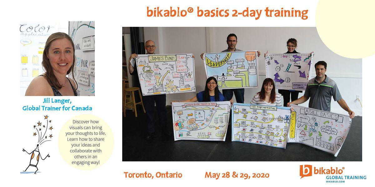 Bikablo\u00ae Basics 2-Day Visual Training - Toronto