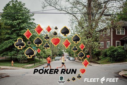 Fleet Feet Orlando Fall Poker Run
