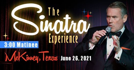 The Sinatra Experience - Matinee
