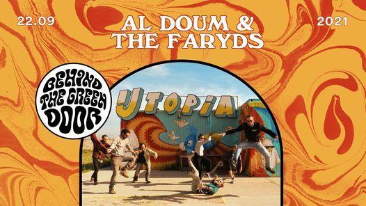 Al Doum & The Faryds live Behind the Green Door