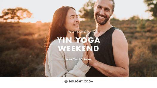 Yin Yoga Weekend with Shari & Jonas