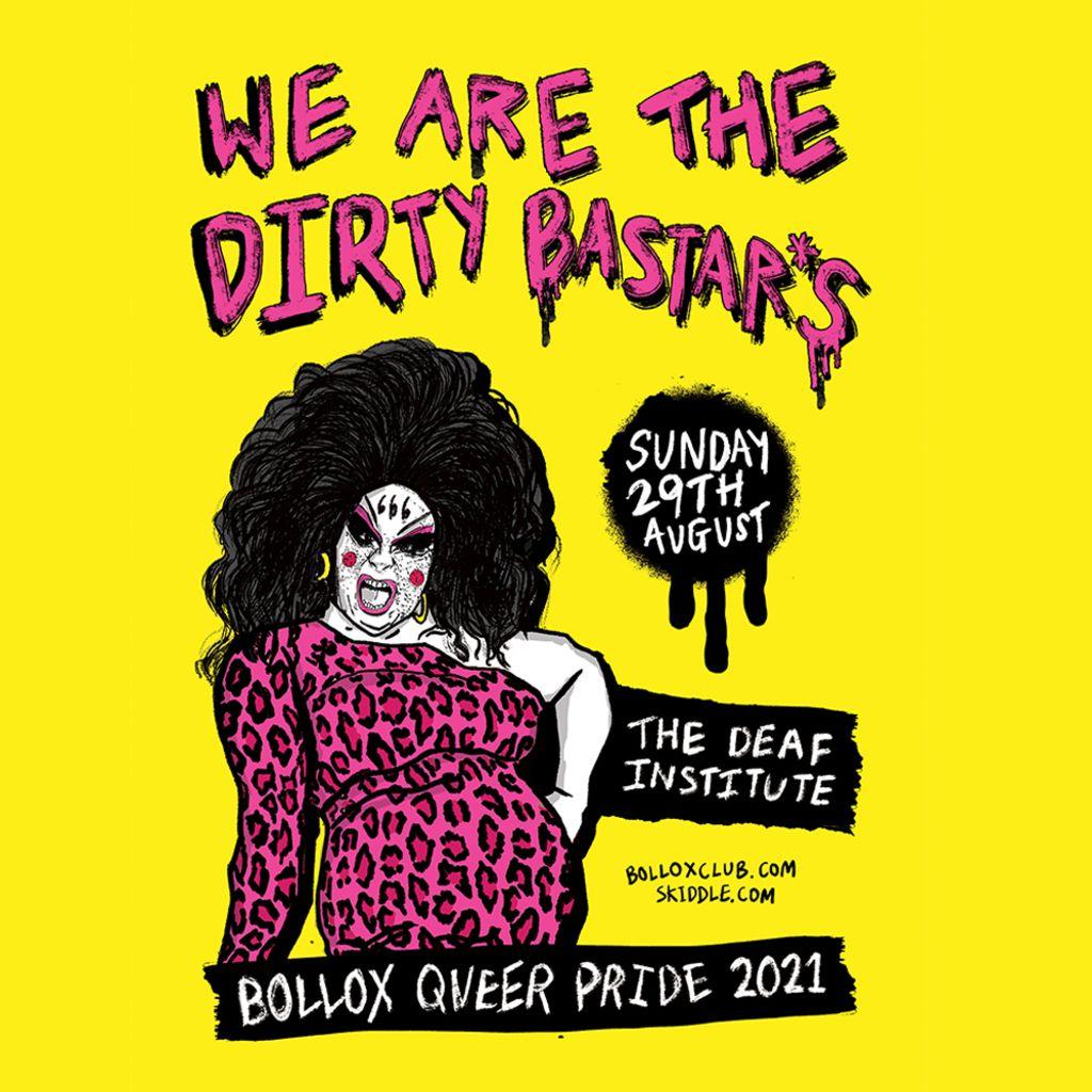 Bollox Queer Pride 2021