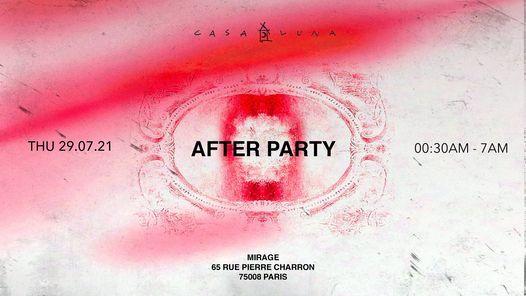 Casa Luna x Mirage \u263e After Party \u263e Act III
