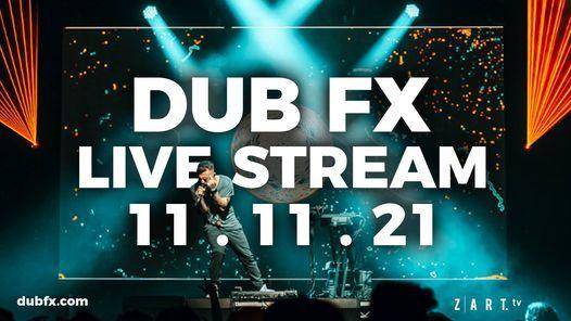 Dub FX \u2013 Rising Up   Interactive Hybrid Performance
