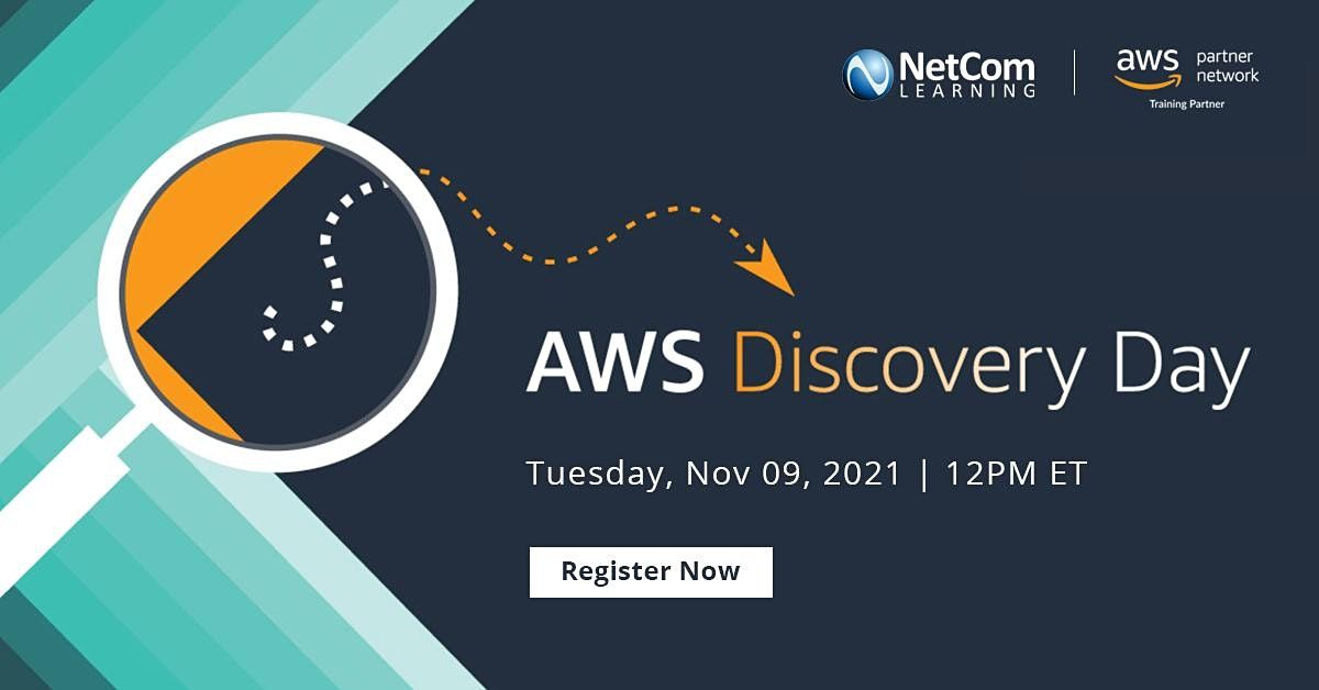 Webinar - An official introduction to the core concepts of cloud and AWS