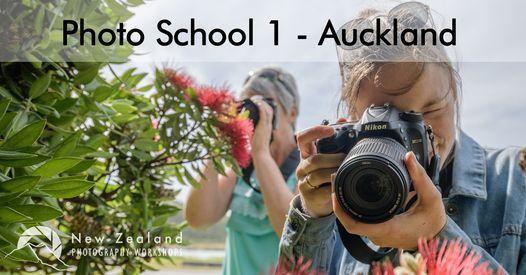 1-Day Photo School 1: Taking Control