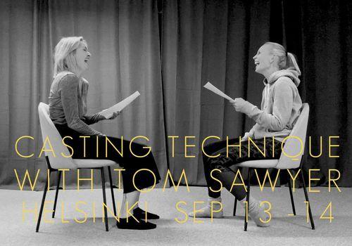LIVE: Casting Technique Workshop with Tom Sawyer