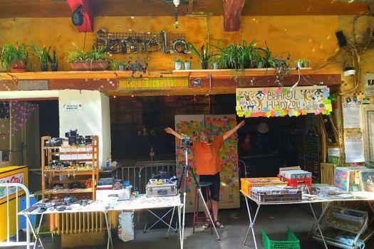 Szimpla Bolha \/ Flea Market