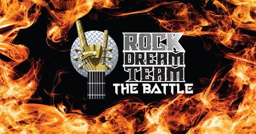 OVERDRIVE LIVE \/ ROCK DREAM TEAM - THE BATTLE ON AIR
