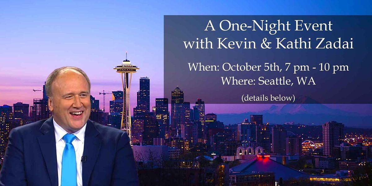 One Night Event in Seattle, WA