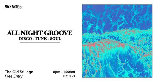 Rhythm77:  All Night Groove