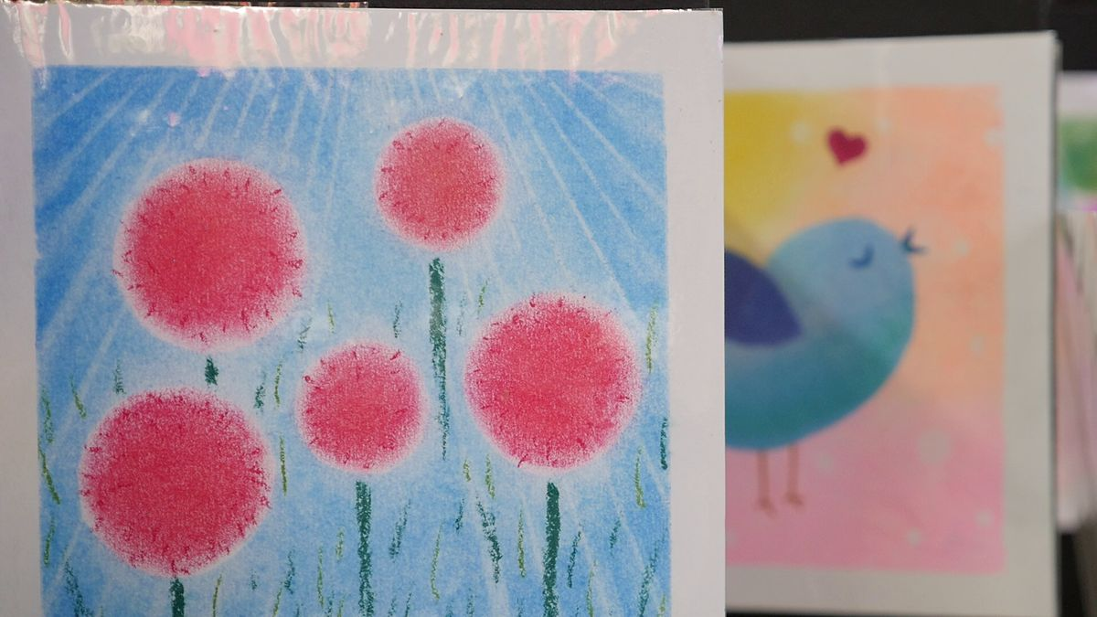 Pastel Art Course starts  Sep 1 (8 sessions)